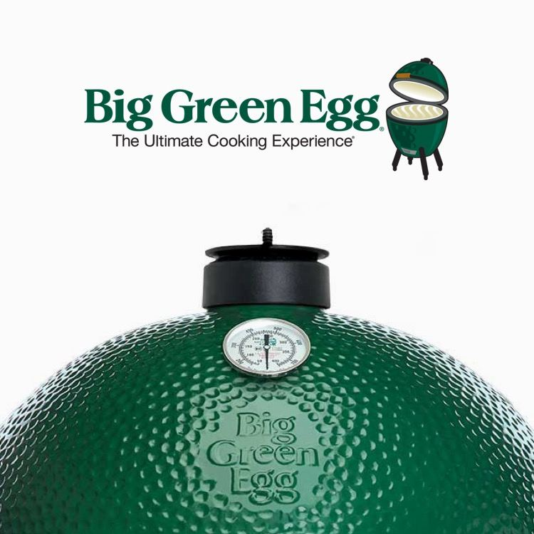 More About Big Green Egg Grills
