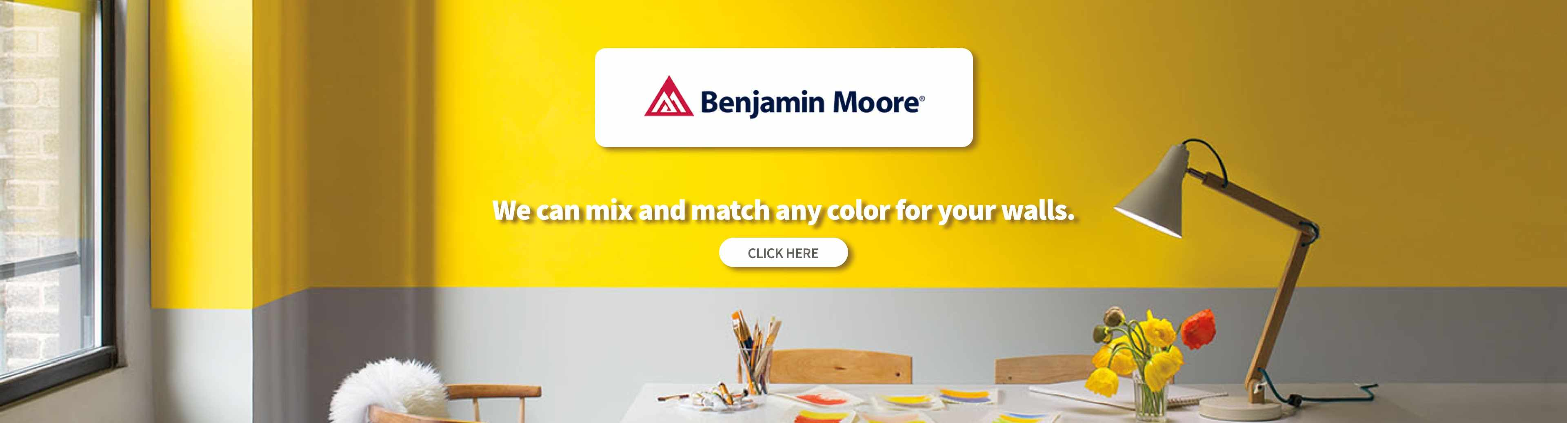More About Benjamin Moore Paint