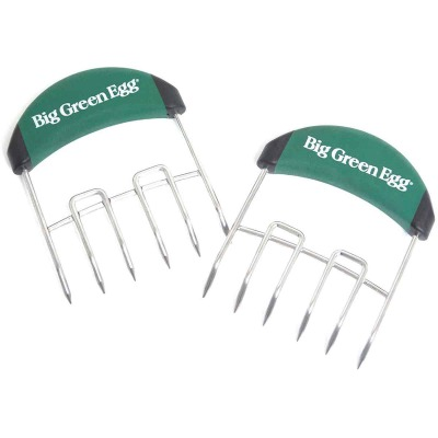 Big Green Egg Professional Grade Stainless Steel Meat Claws