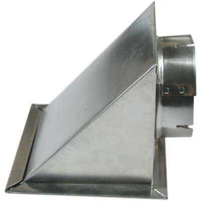 Builders Best 4 In. Aluminum Dryer Eave & Soffit Vent