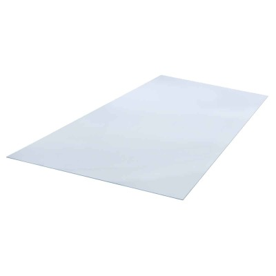 "Plaskolite OPTIX 30"" x 36"" x 0.093 (3/32"") Clear Acrylic Sheet"