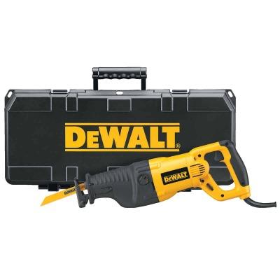 DeWalt 13-Amp Reciprocating Saw Kit
