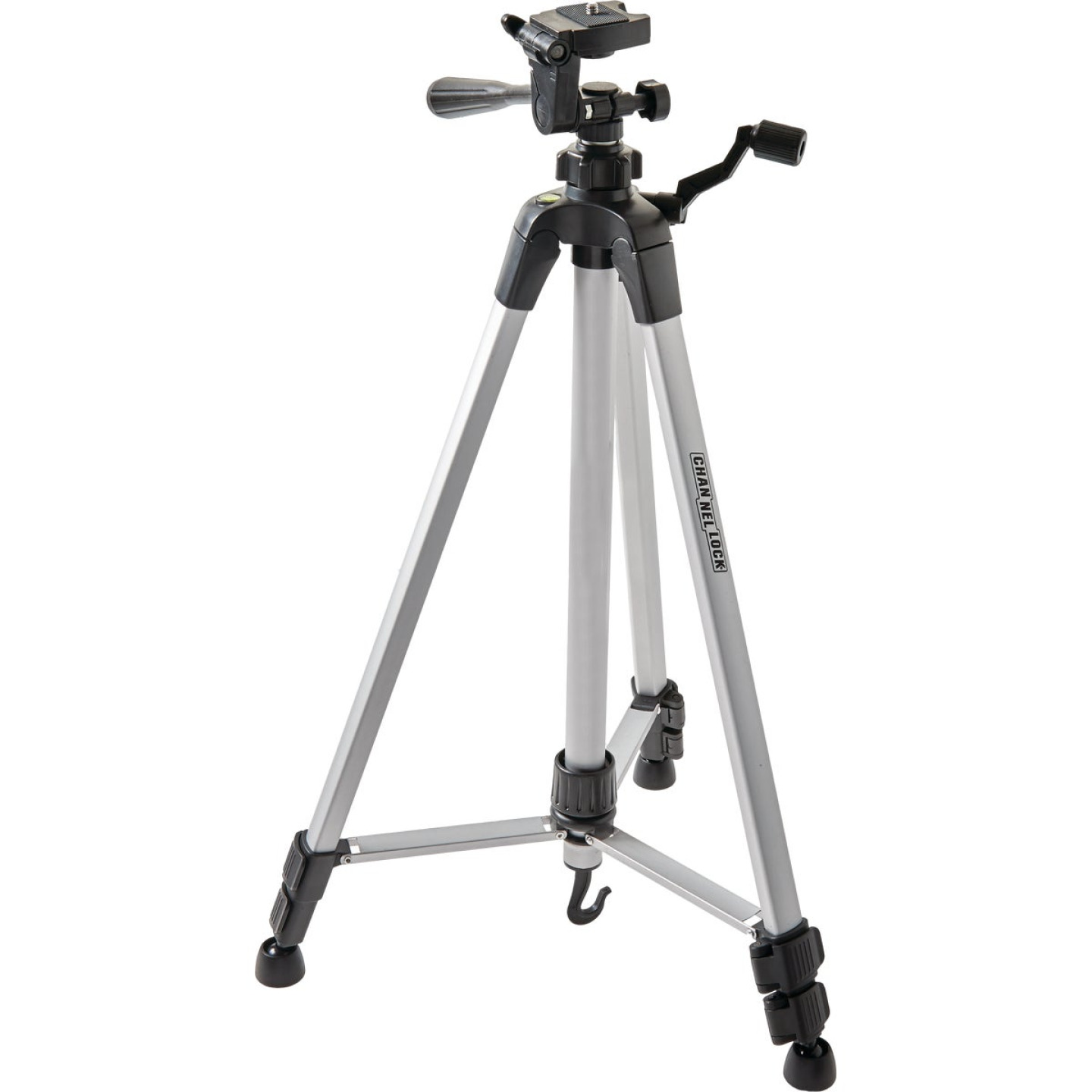 Channellock Laser Level Tripod with Tilting Head Image 1
