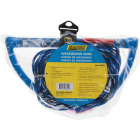 Seachoice 65 Ft. L 3-Section Wakeboard Ski Rope w/15 In. Handle Image 1