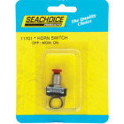 Seachoice Pushbutton Horn Switch, Off/Mom Image 1