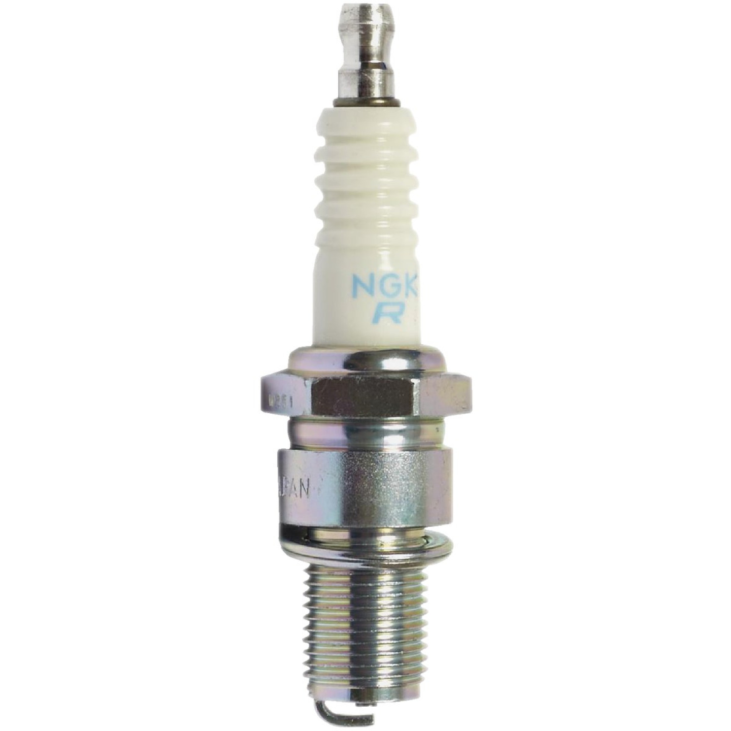 NGK BR9ES BLYB Power Sports Spark Plug for ATV, PWC, Snowmobile Image 1