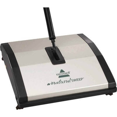 Bissell Natural Sweep Carpet & Floor Sweeper