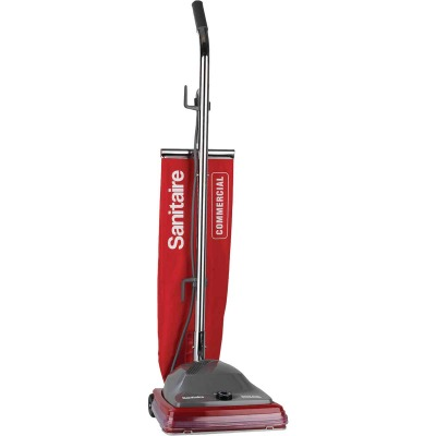Sanitaire By Electrolux 12 In. Commercial Bagged Upright Vacuum Cleaner