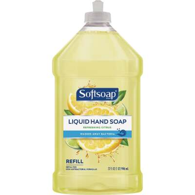 Softsoap 32 Oz. Fresh Citrus Liquid Hand Soap Refill