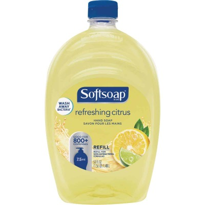 Softsoap 50 Oz. Fresh Citrus Liquid Hand Soap Refill
