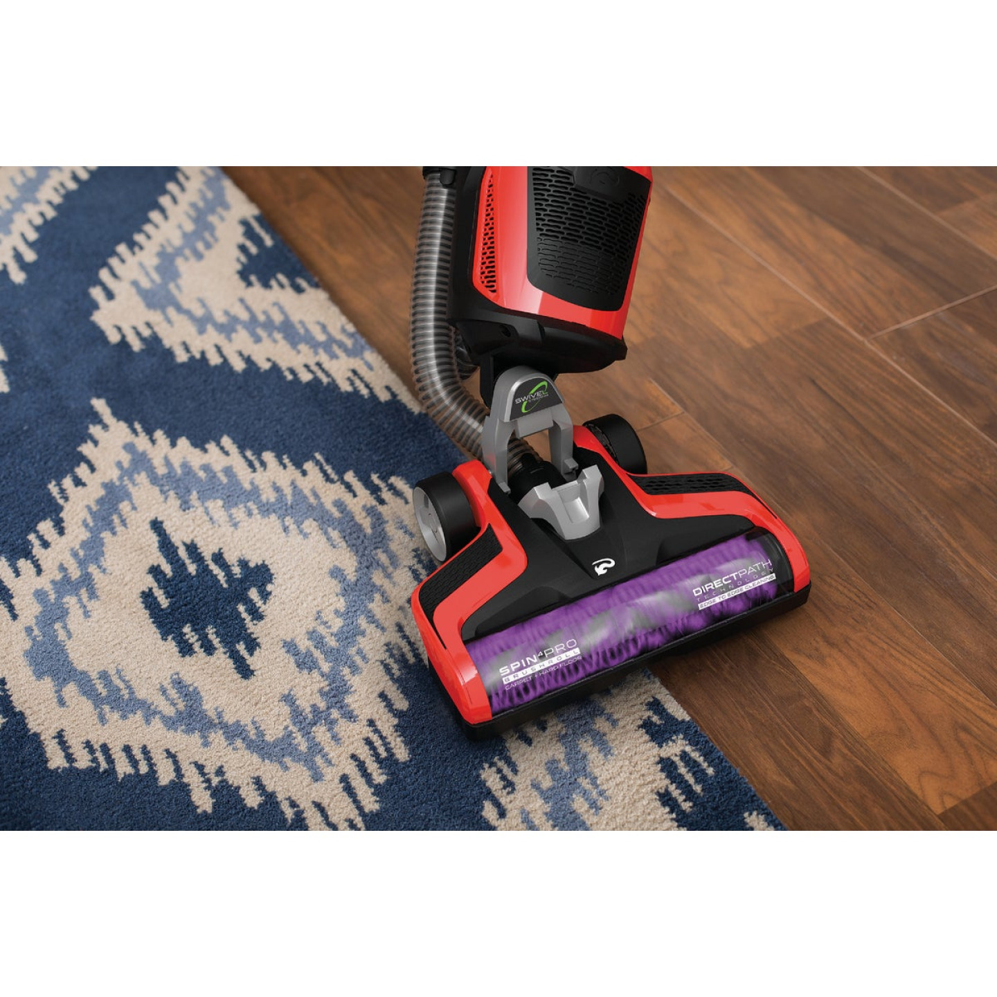 Dirt Devil Razor Pet w/Turbo Tool Upright Vacuum Cleaner Image 3