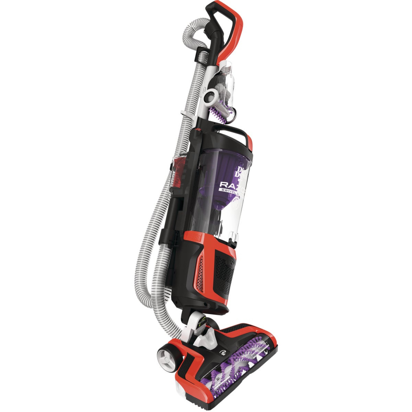 Dirt Devil Razor Pet w/Turbo Tool Upright Vacuum Cleaner Image 5