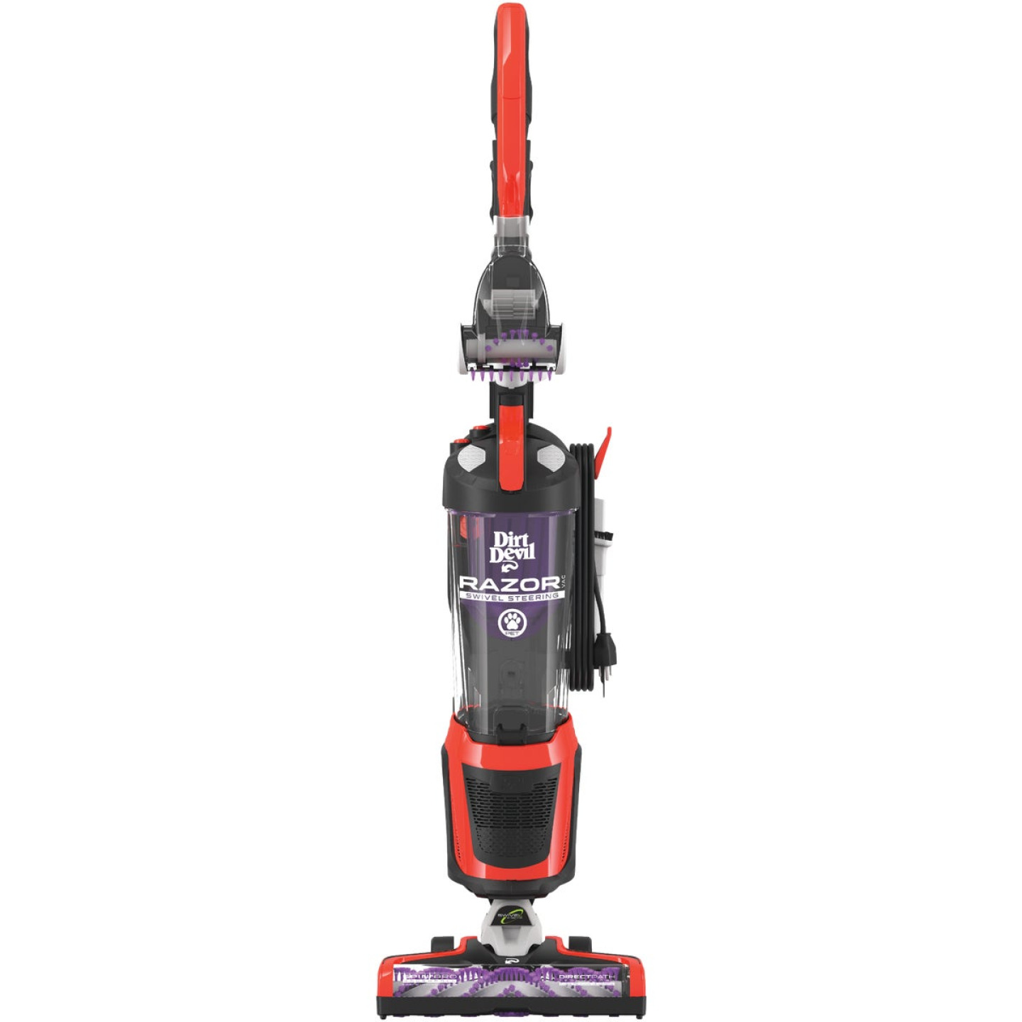 Dirt Devil Razor Pet w/Turbo Tool Upright Vacuum Cleaner Image 1