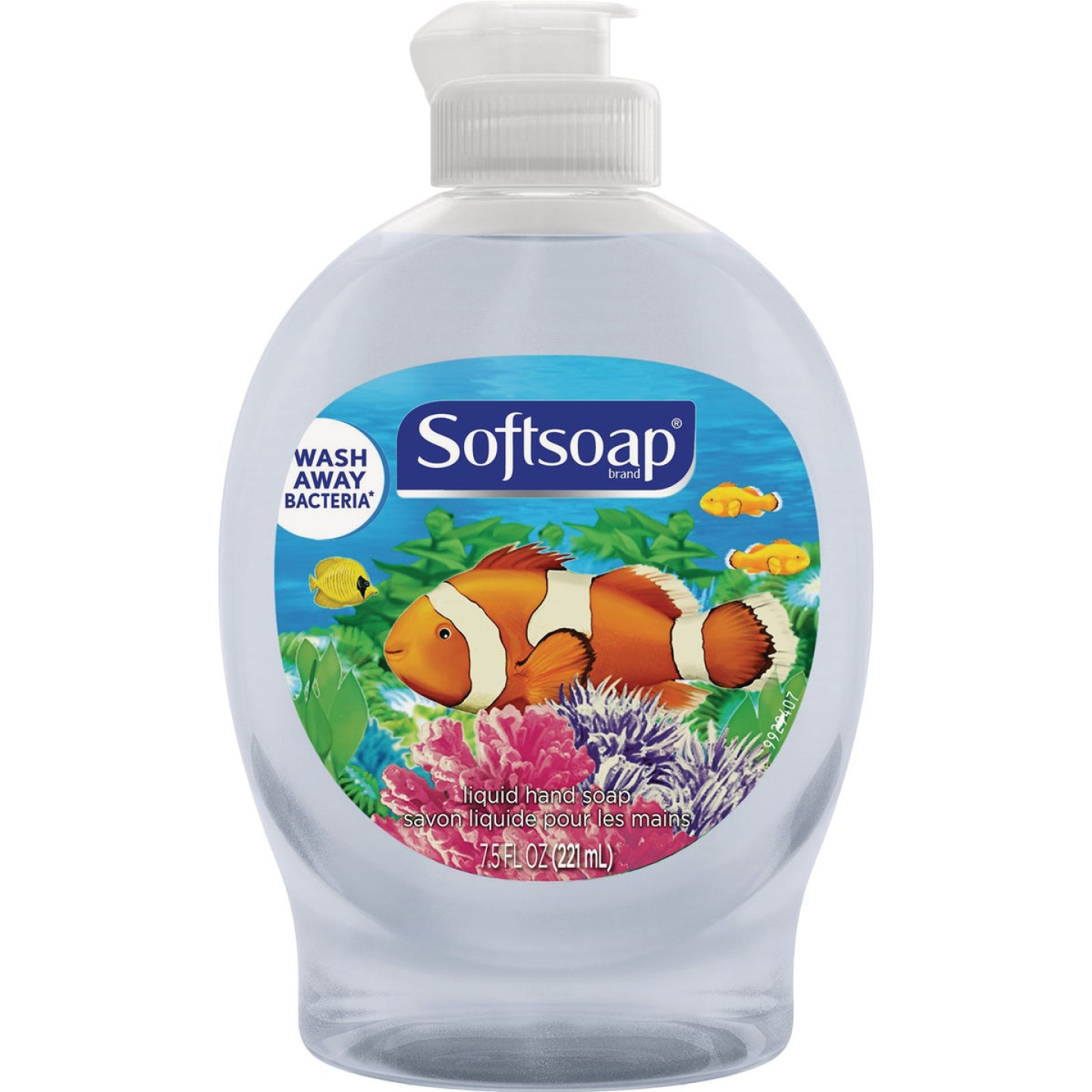 Softsoap 7.5 Oz. Aquarium Liquid Hand Soap Image 1