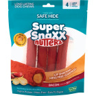 Healthy Chews Super SnaXX Nutterz Bacon & Peanut Butter Dog Treat (4-Pack) Image 1