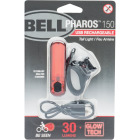 Bell Sports Arella X50 LED Black/Red USB Rechargeable Bicycle Tail Light Image 1