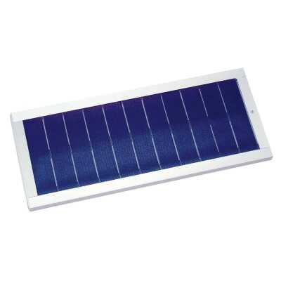 Mighty Mule 10W 8-1/4 In. x 19-1/2 In. Solar Panel