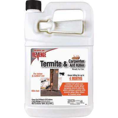 Bonide 128 Oz. Ready To Use Trigger Spray Indoor/Outdoor Termite & Carpenter Ant Killer