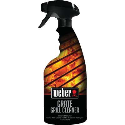 Weber 16 Oz. Grate Barbeque Grill Cleaner