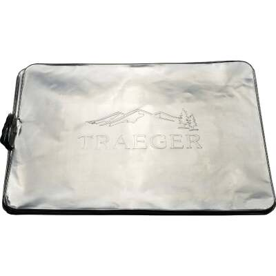 Traeger Aluminum 20 Series Drip Tray Liner (5-Pack)