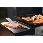 Blackstone 10-3/4 In. W. x 7 In. L. Orange Silicone Spatula Mat Image 2