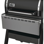 Weber SmokeFire EX4 Front Folding 28.66 In. W. x 4.29 In. L. Stainless Steel Grill Shelf Image 3