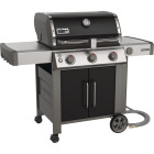 Genesis II SE-315 3-Burner Black 39,000 BTU Natural Gas Grill Image 2