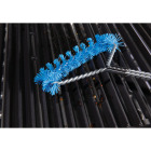 Broil King 18.11 In. Twisted Nylon Tri-Head Grill Cleaning Brush Image 2