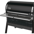 Weber SmokeFire EX6 Front Folding 21.66 In W. x 5.04 In. L. Stainless Steel Grill Shelf Image 3