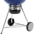 Weber Master-Touch 22 In. Dia. Deep Ocean Blue Charcoal Grill Image 13