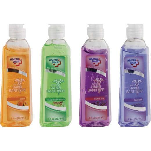 Health Smart Gel 8 Oz. Hand Sanitizer